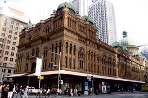 Queen Victoria Building Sydney